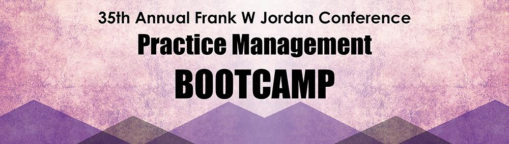 Frank W. Jordan Seminar 2016