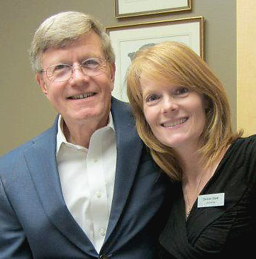 Dr. Bill and Christen Skaer