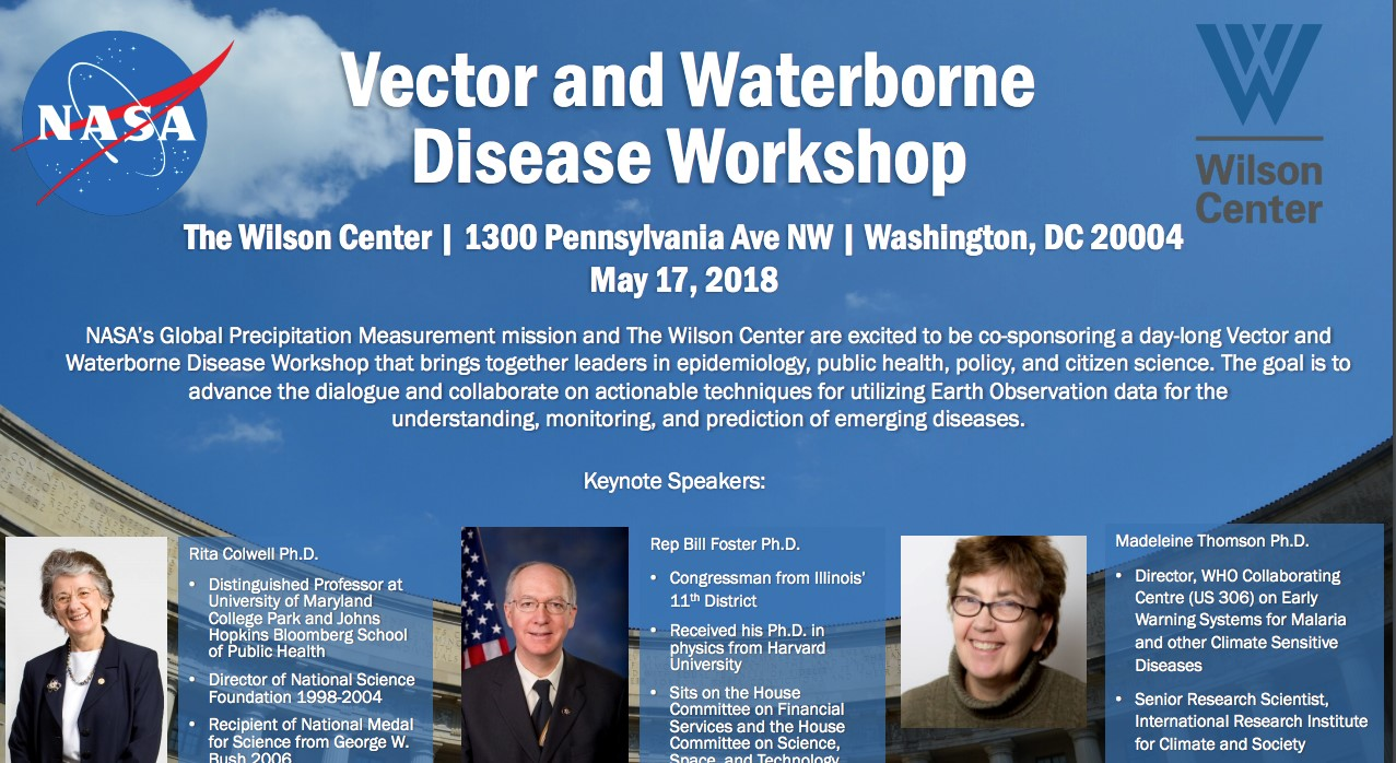 Vector and Waterborne Diseases Workshop