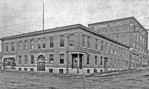 Kansas City Veterinary College 1903