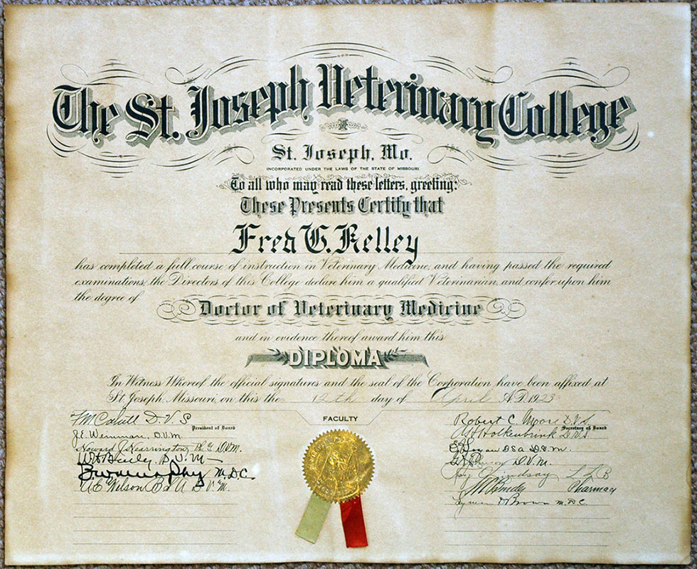 College Images | St. Joseph Veterinary College History | College ...