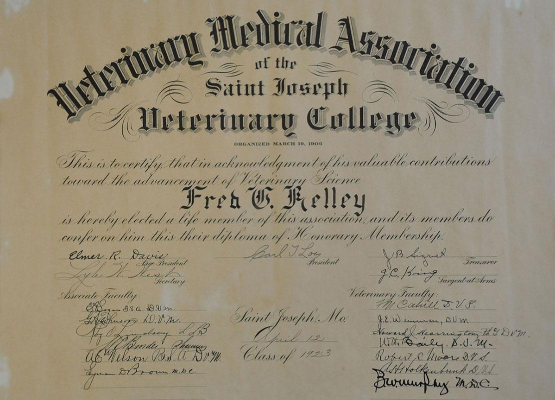 College Images St Joseph Veterinary College History