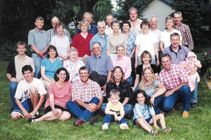 Knappenberger's family reunion