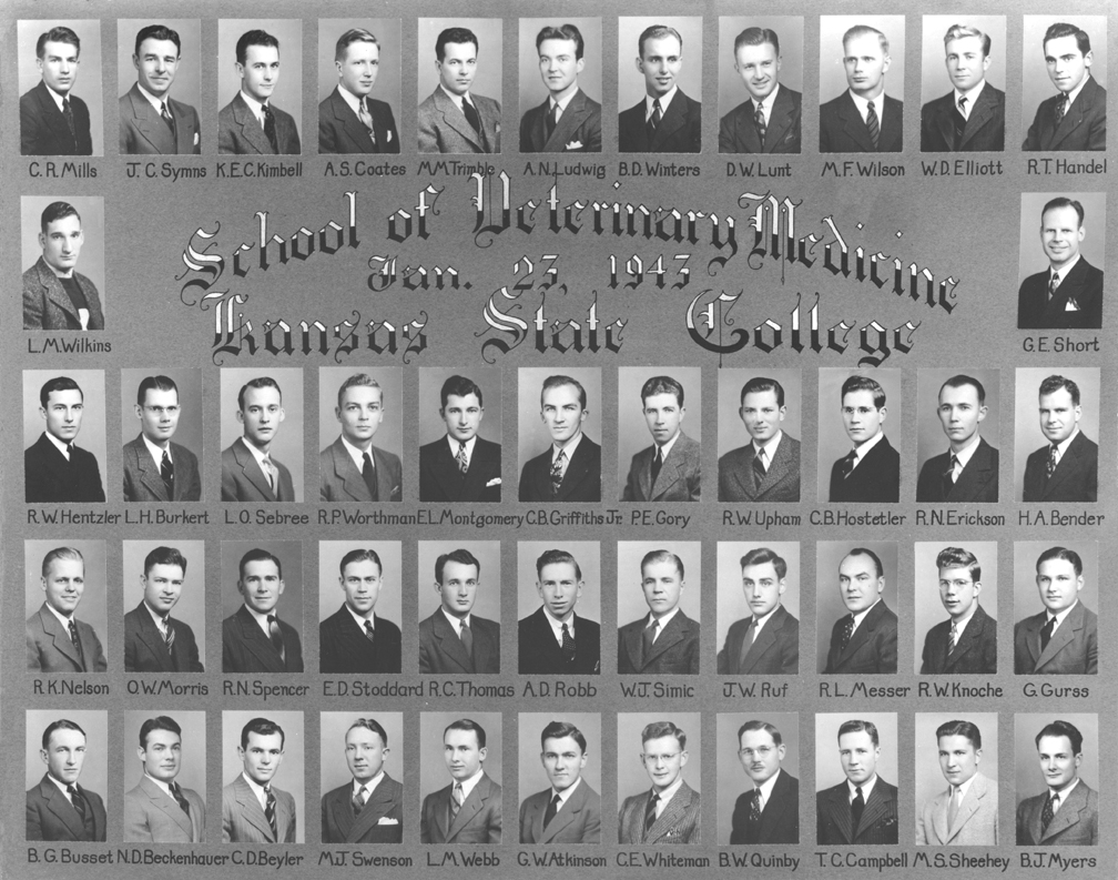 Class of 1943 January