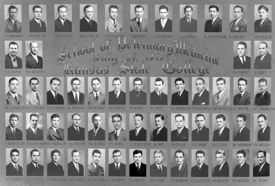 Class of 1943 July