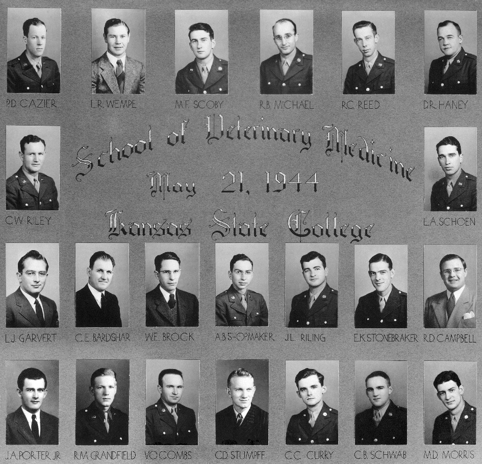 Class of May 1941 Composite