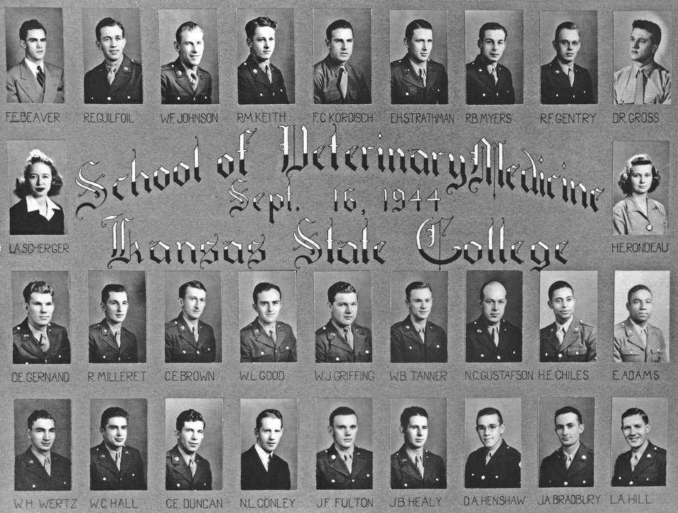 Class of September 1944 Composite