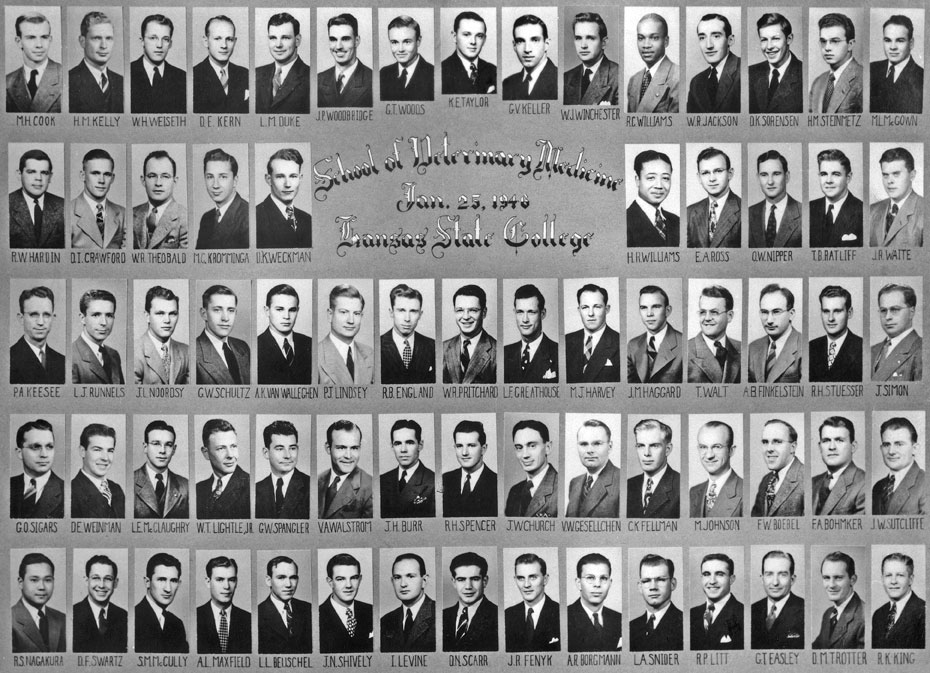 Class of January 1946 Composite