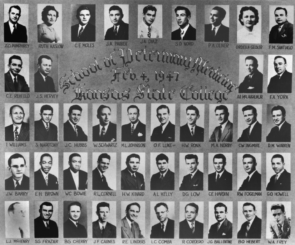 Class of February 1947