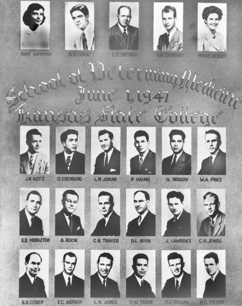 Class of 1947 June