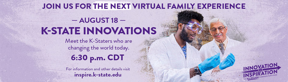 K-State Innovations Virtual Family Experience