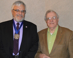 Drs. Jim Riviere and John Doull