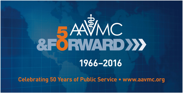 AAVMC 50 and Forward