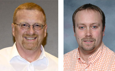 Drs. Mike Apley and Brian Lubbers