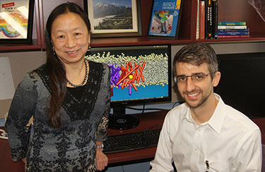 Drs. Peying Fong and Jeffrey Comer