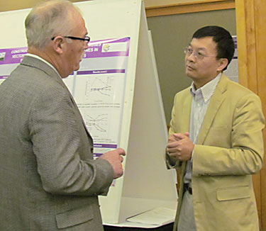 Lee Borck and Dr. James Zhu
