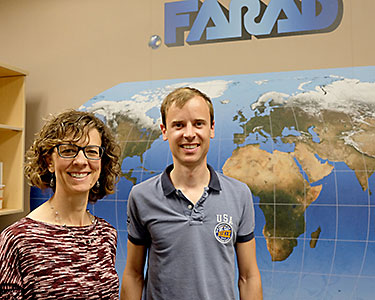 Dr. Ronette Gehring and Dr. Mathias Devreese