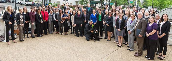 AVMA Fly-In Group Photo