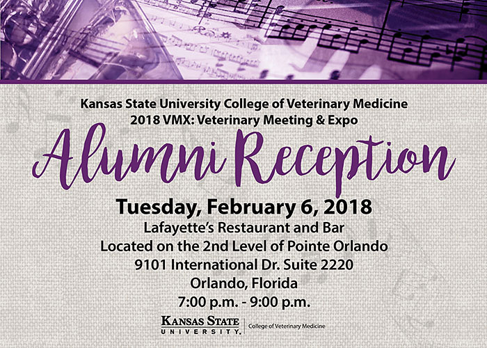 2018 VMX - Veterinary Meeting and Expo