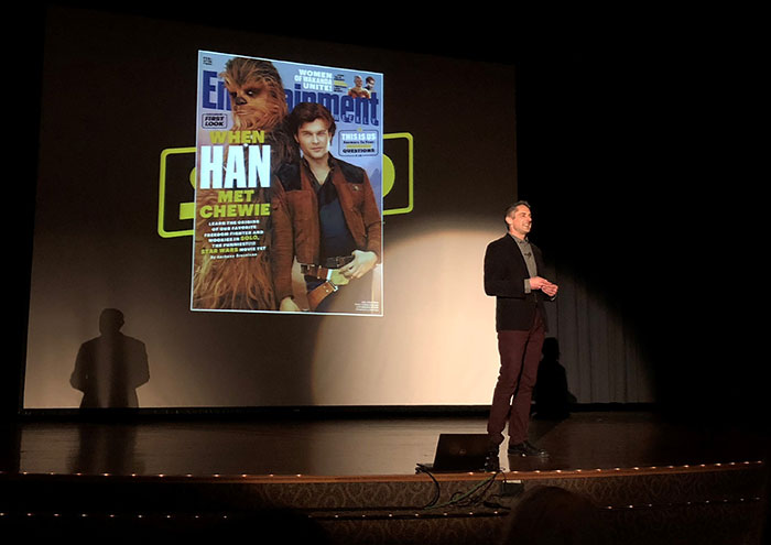 Dr. Kastner talks about Han Solo
