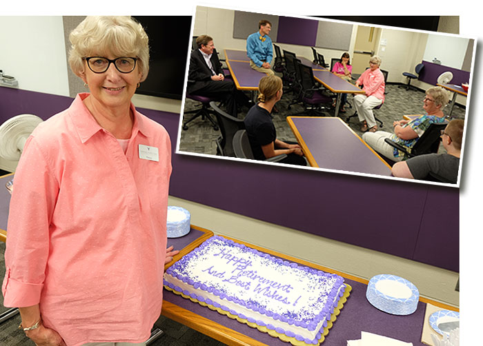 Nancy Howse retirement