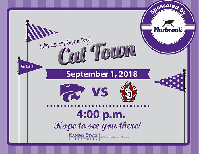 Cat Town - K-State vs South Dakota State