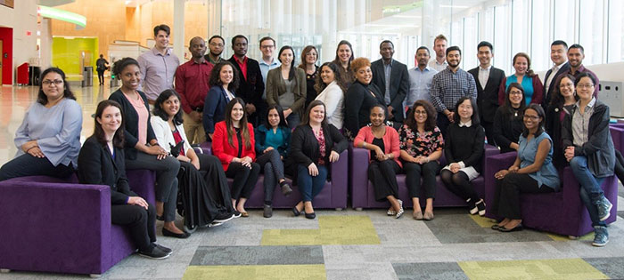 Dr. Tariku Beyene attends NCSU Building Future Faculty Program