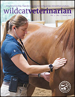 Wildcat Veterinarian magazine