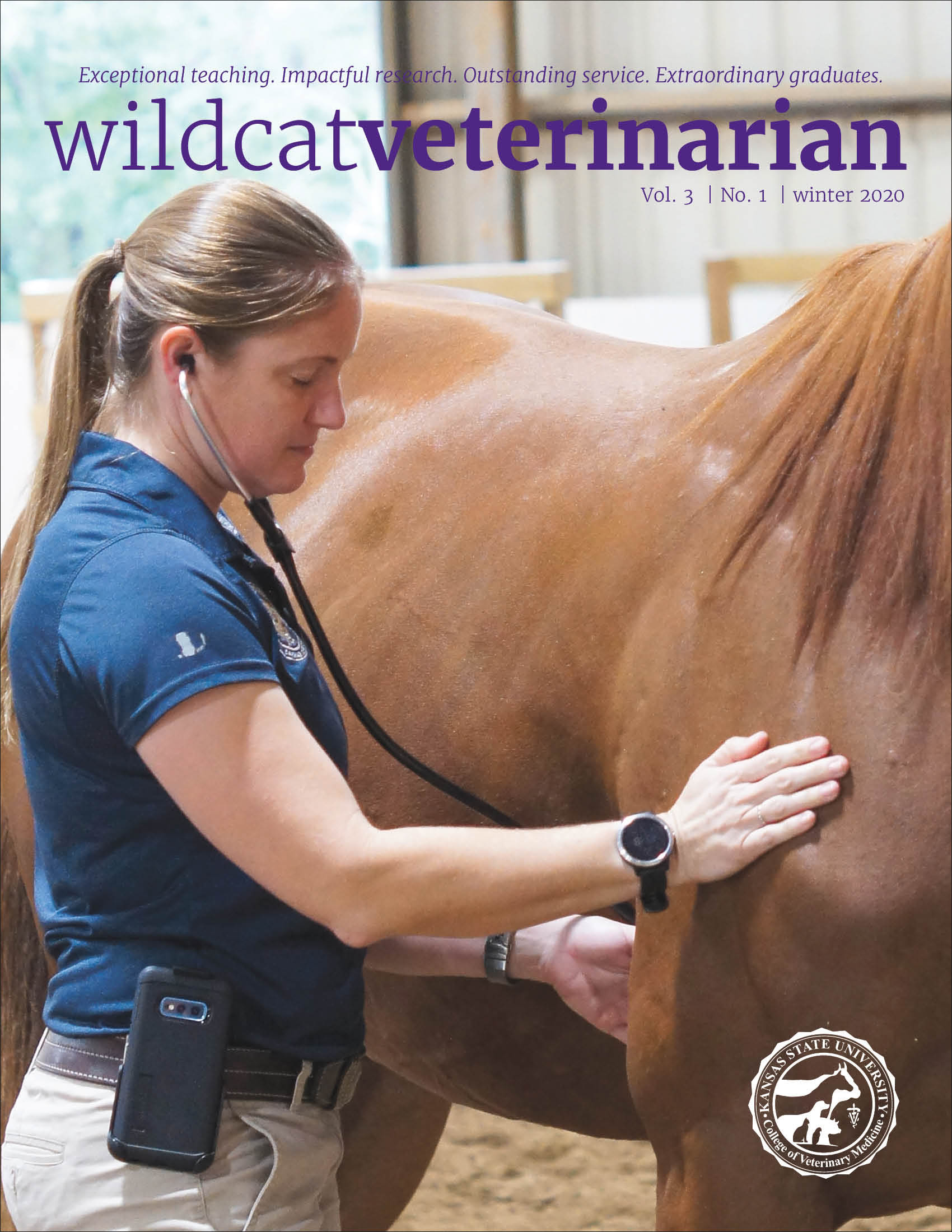 Wildcat Veterinarian - Winter 2020
