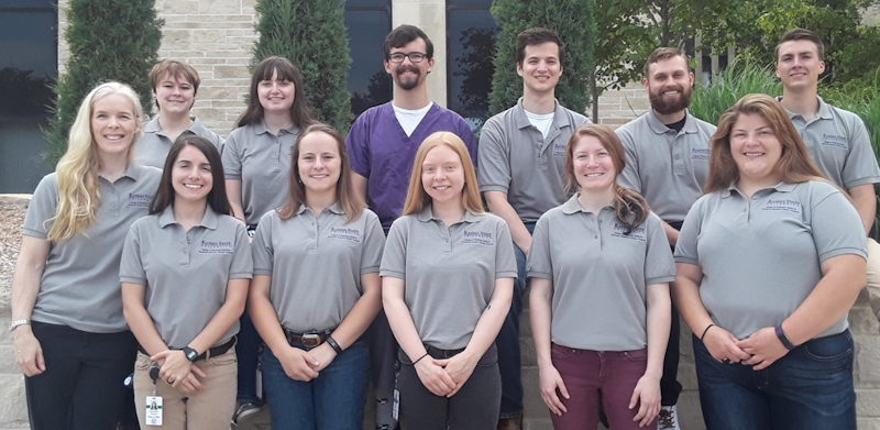 2019 Veterinary Research Scholars